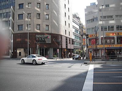 地下鉄銀座線で「外苑前駅」から来院される方2