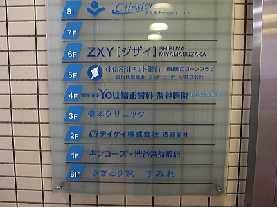 渋谷医院 電車をご利用の方8